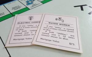 monopoly utilities