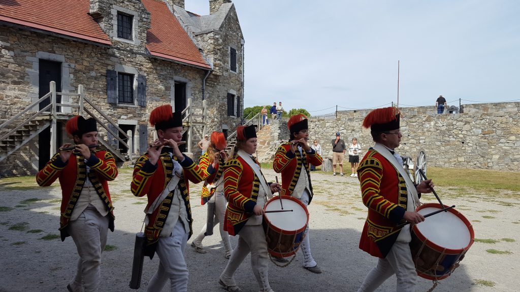 fort-ticonderoga-fife-and-drum