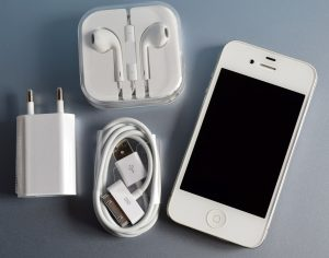 Recycle cell phones and chargers by donating